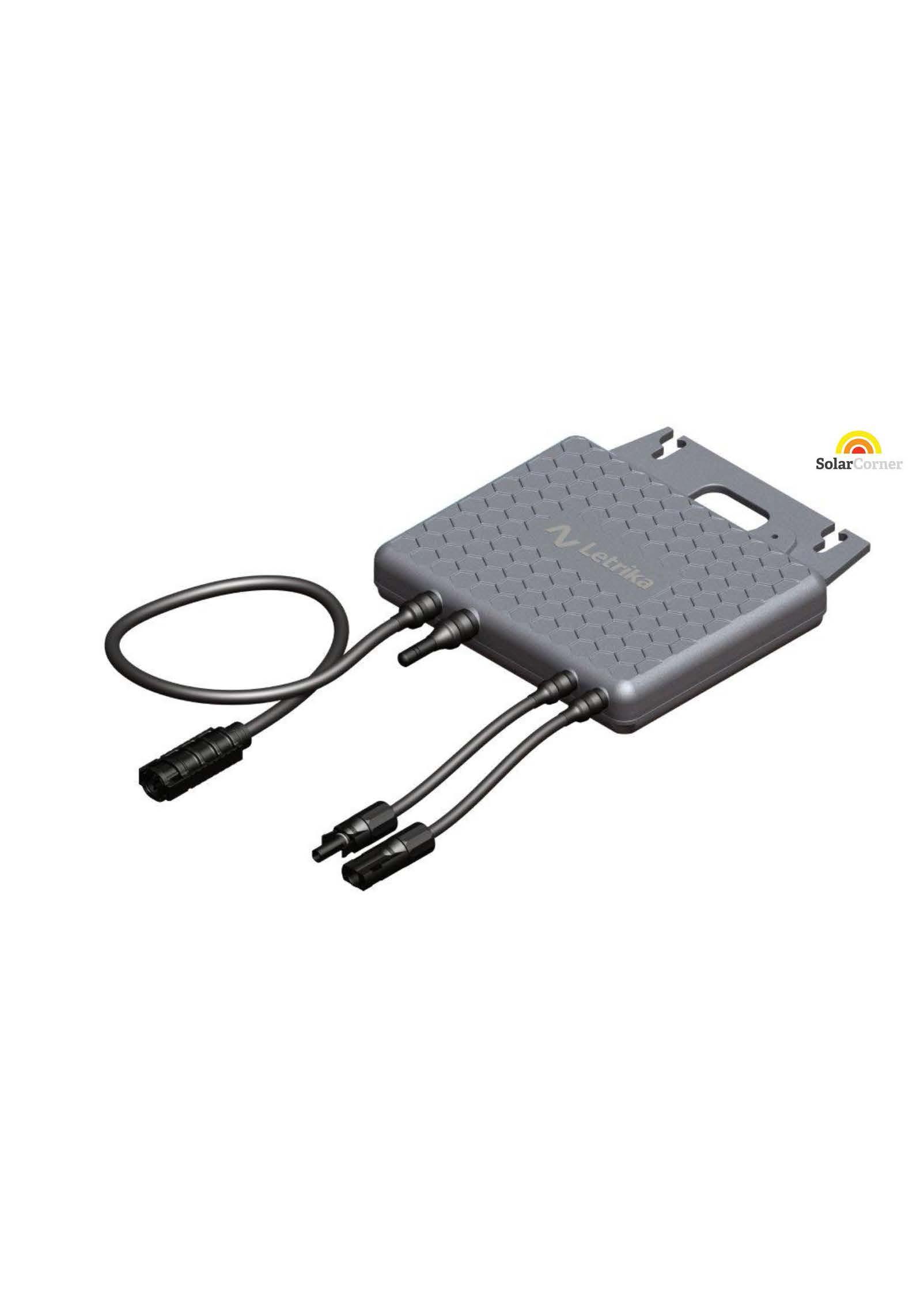 Max310 Beesmart Micro Inverter Letrika Type 260 Sms Metering