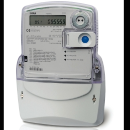 Iskra Mt174 Three Phase Multifunction Electronic Meter